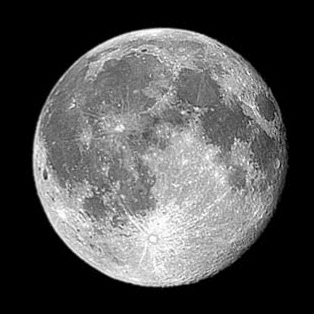 the moon phase on that date
