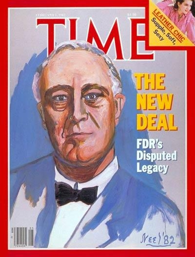 franklin roosevelts new deal essay